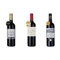 Laithwaites Direct Wines - Prestige GOLD Bordeaux Trio 750ml x 3 btls J0191801