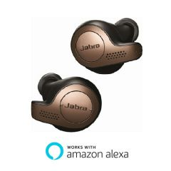 Jabra Elite 65t 臻律無線耳機, Copper Black