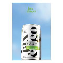 珏仕高 - 罐裝含椰肉椰子水 JC0330PLPLPTCIN06