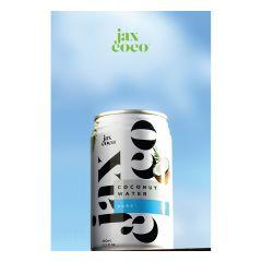 珏仕高 - 罐裝純椰子水 JC0330PURLPTCIN06