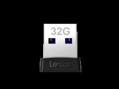 LEXAR JUMPDRIVE S47 32GB USB(LJDS47-32GABBK)