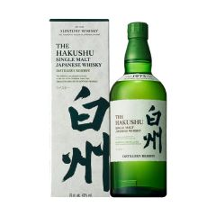 Hakushu - Distillers Reserve Whisky (With Box) 70cl JFW_HKS011