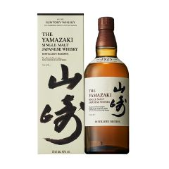 Yamazaki - Distillers Reserve Whisky (With Box) 70cl JFW_YMK011