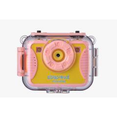 ActionX+ 1600萬像素兒童防水相機-粉紅色 JP-057