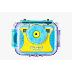 ActionX+ 1600萬像素兒童防水相機-藍色 JP-058