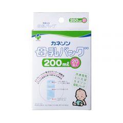 Kaneson - 母乳儲存袋 200ml (20個裝)