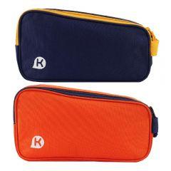 BRETT 系列超輕便雙分隔內裱膠鞋袋連揹帶 (2款顏色)