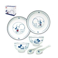 Disney - Mickey 6P Ceramic Gift Set KC12533