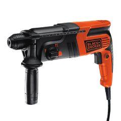 Black & Decker - 600W 1.6J Pneumatic Hammer Drill KD860KA