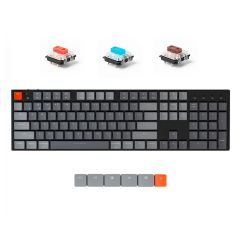 Keychron - K1 Wireless Mechanical Keyboard 104-Keys (Red Switch / Blue Switch / Brown Switch) Keychron_K1104_all