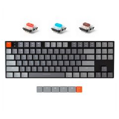 Keychron - K1 Wireless Mechanical Keyboard 87-Keys (Red Switch / Blue Switch / Brown Switch) Keychron_K187_all