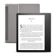 "AMAZON - Kindle Oasis 2019 7""吋電子書閱讀器 (廣告版) (8GB / 32GB) - 灰色 kindle_oasis_all"