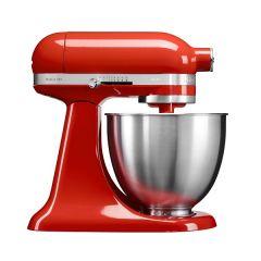 KitchenAid 3.3公升抬頭式多功能廚師機- 辣椒紅色 -(5KSM3311XBHT)