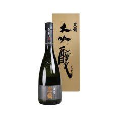 Kokuryu - daiginjo sake 720ml x 1btl KKR07-S