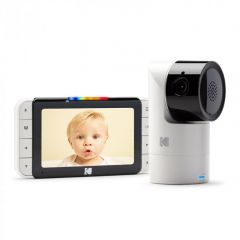 Kodak CHERISH C525 Smart Video Baby Monitor KODAK-C525