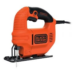 Black & Decker - 400W Compact jigsaw with blade KS501