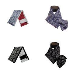 暖之織 - 智能發熱織暖小頸巾(連電池)- 美麗諾羊毛 KTW-028-wool