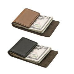 LABRADOR - Leather Money Clip LAA018