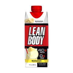 Lean Body 蛋白飲品 17Oz - 香蕉 LBDLBPRTDBIC17OZ