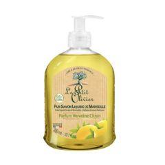 小橄欖樹 馬賽純洗手液檸檬馬鞭草 300ML LEO-SP-018