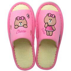 Line Friends - 熊美拖鞋