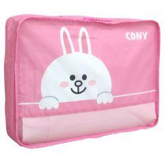 Line Friends - Cony Travel Storage Bag (L) LFP11596