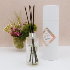 APSLEY - Aromatic Diffuser 140ml - Champagne Rose (Hong Kong Exclusive) LGAP-AADICR