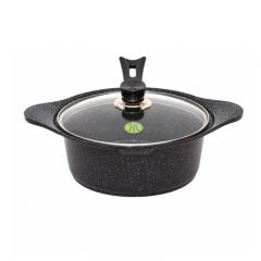 韓國Zenez尚膳廚陶瓷雲石鍋4公升 Link0073
