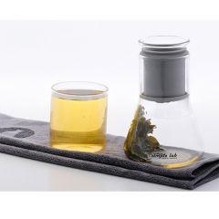 Simple lab experience® 功夫茶茶具套裝連拉鍊保護套