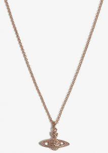 Vivienne Westwood Mini Bas Relief Necklace Link0084