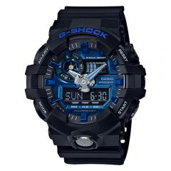 CASIO - G-Shock GA710 Series Matte Black Link0104