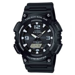 CASIO - Self-Charging Tough Solar Power Sport Watch S810W Black Link0105