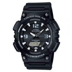 CASIO - TOUGH SOLAR 太陽能運動手錶 S810W 黑色