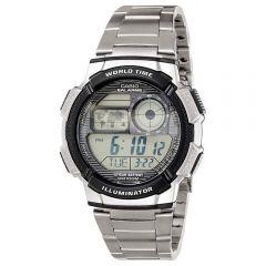 CASIO -世界時間多功能手錶 AE-1000WD