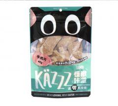 Litomon - 凍乾小食 牛肉片 犬貓適用 40g (最佳食用期或少於3個月)