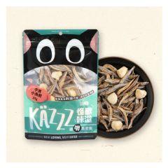 Litomon - 凍乾小食 干貝小魚乾 25g(The best before date maybe less than 3 month) Litomon-KAZZZ-littlefish