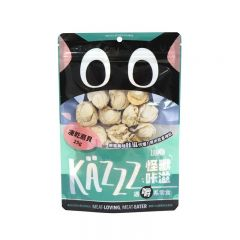 Litomon - 凍乾小食 扇貝 犬貓適用 25g (最佳食用期或少於3個月)