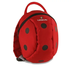 LittleLife - Toddler Animal Daysacks - Ladybird LLL10239