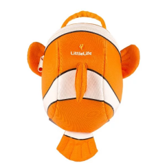 LittleLife - Toddler Animal Daysacks - Clown Fish LLL10810