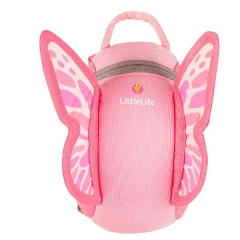 LittleLife - Toddler Animal Daysacks - Butterfly LLL10860