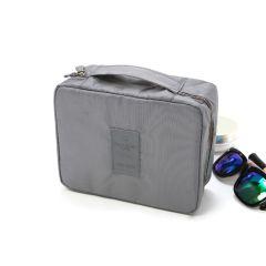 LE MAURICE - 梳洗袋 - 灰色 LM14-GREY