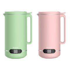 Harrow - 第三代養生豆漿機 (綠色 / 粉紅色) HT-DM350 LOHAS_HT-DM350_all
