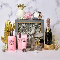 Gift Hampers HK - Queen of Pink LS170031