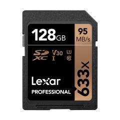 Lexar - Professional 633X SDHC UHS-I 記憶卡 - 128GB