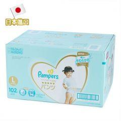 Pampers - ICHIBAN PANTS (L size) (34SX3) (CLUB PACK) m00198