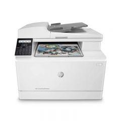 HP - 彩色鐳射打印機 (M183fw) M183fw