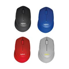 Logitech - M331 Silent Plus Wireless Mouse (4 colors) M331_all