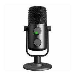 Maono - Fairy Lite Condenser Podcast Microphone AU-902  (Black) MAONO_AU902