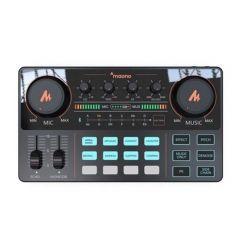 Maono - MAONO-CASTER Portable All-In-One Podcast Production Studio (AU-AM200) MAONO_AUAM200