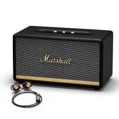MARSHALL STANMORE II VOICE WITH GOOGLE ASSISTANT 藍牙喇叭  + MINOR II 入耳式藍牙耳機套裝